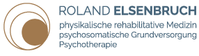 Praxis Elsenbruch physikalische Rehamedizin mit Psychosomatik Logo